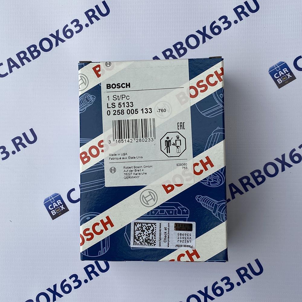 Датчик кислорода Bosch 0 258 005 133