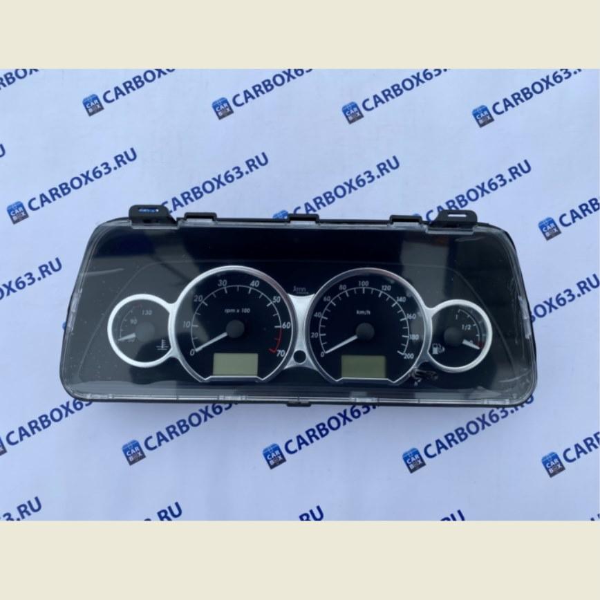 Комбинация приборов 2115-3801010 серебро