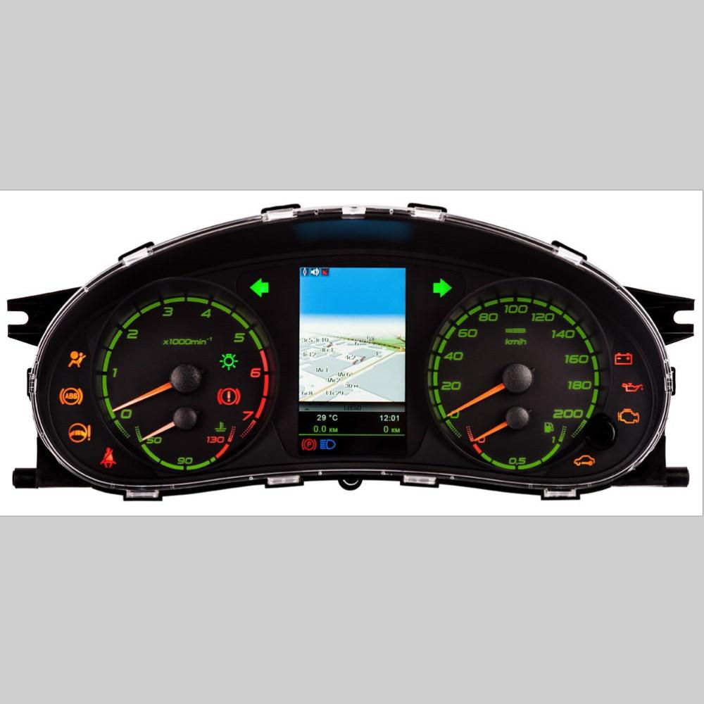 Комбинация приборов с навигацией 1118-3801010-50