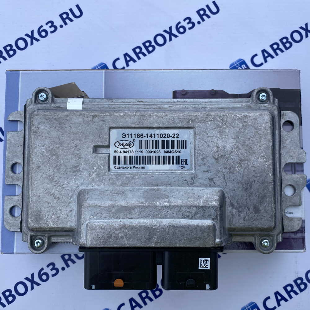 Контроллер М74 11186-1411020-22 Гранта