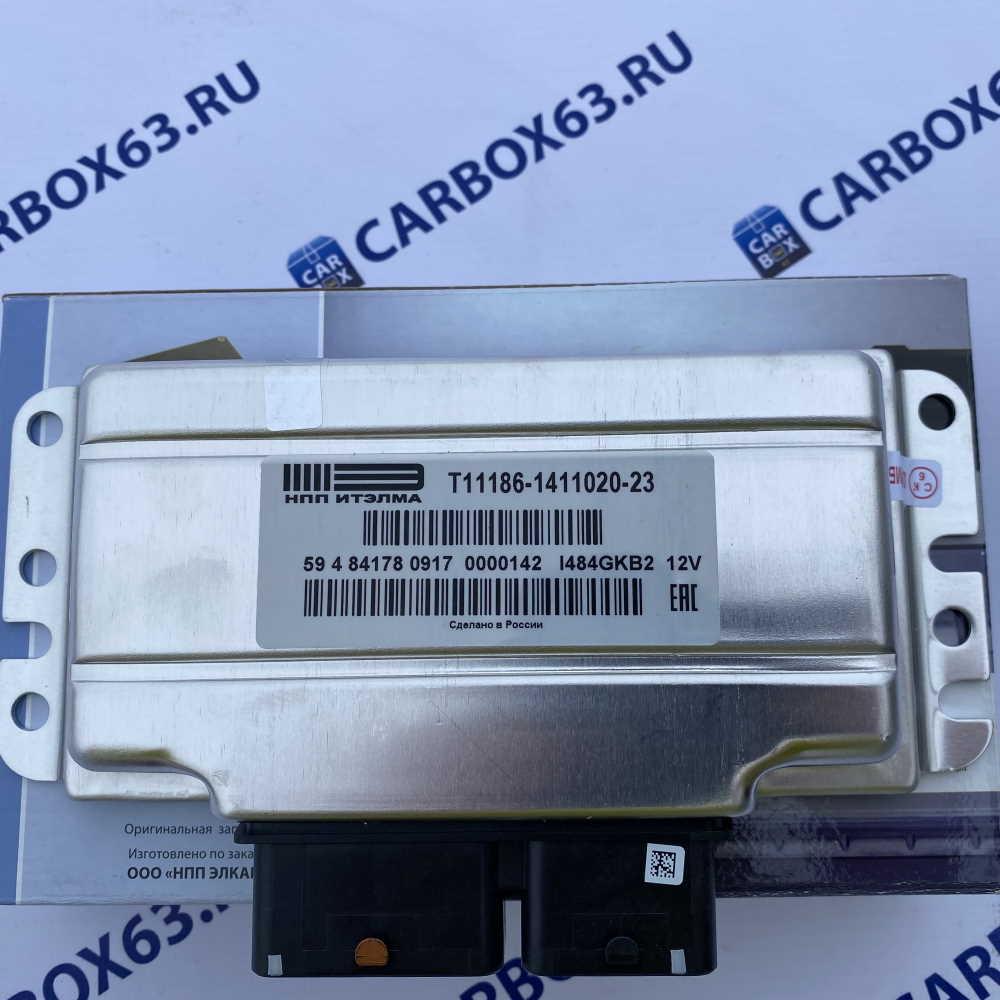 Контроллер М74 11186-1411020-23 Калина