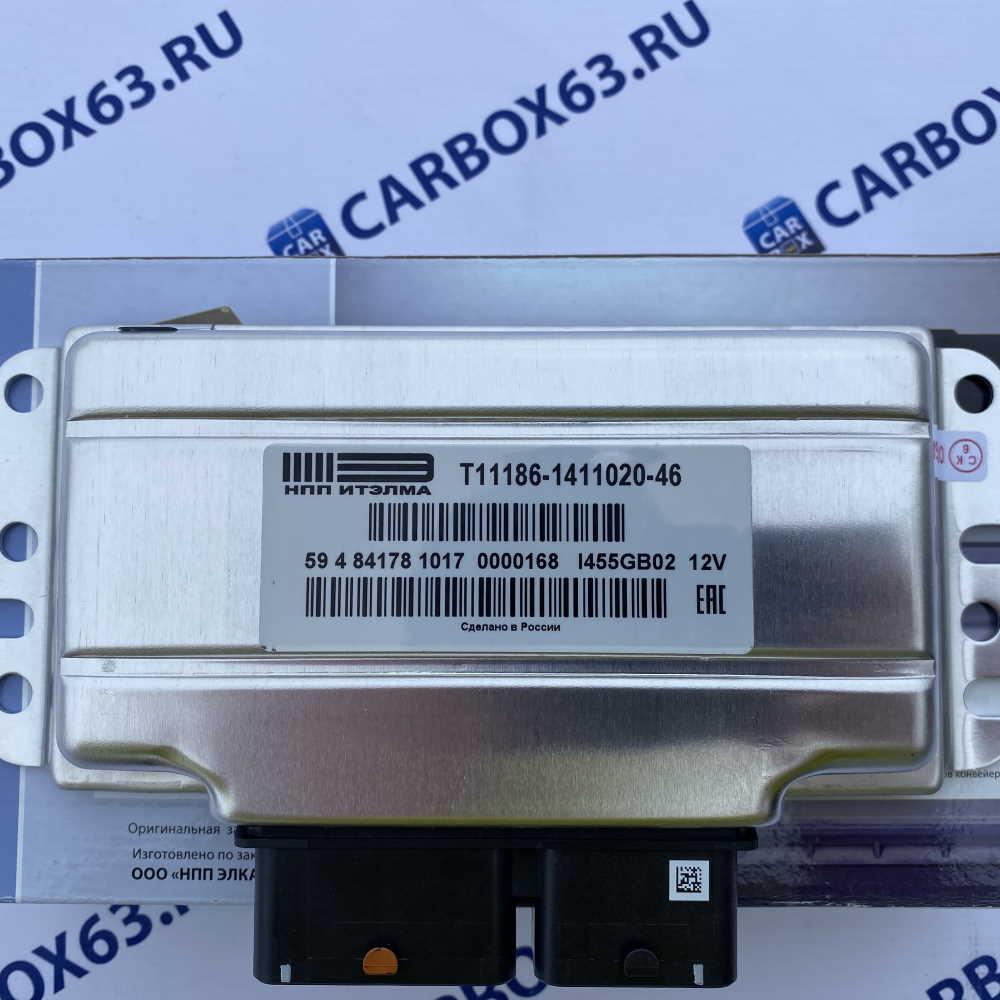 Контроллер М74 11186-1411020-46 Датсун