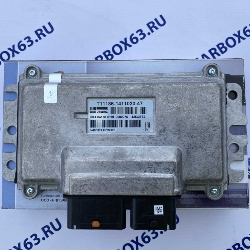Контроллер М74 11186-1411020-47