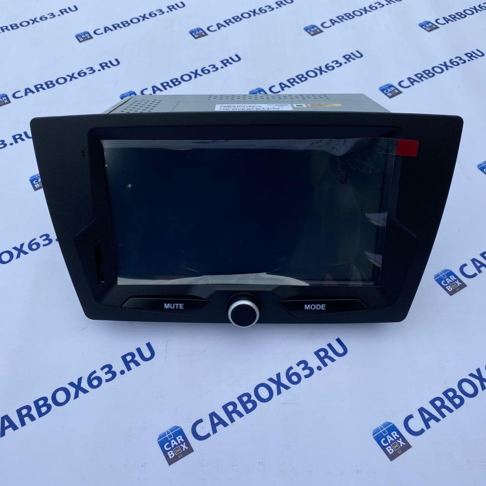 Радиоприемник ММС Лада Гранта сенсорный экран с навигацией 2190-7900010-50