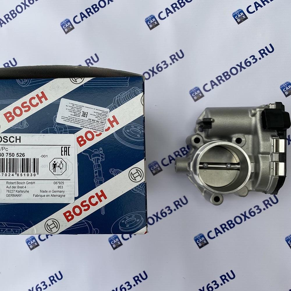 Дроссельный патрубок Bosch 0 280 750 526