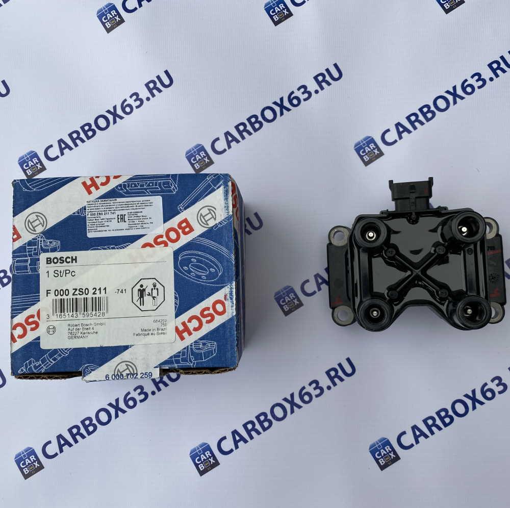 Модуль зажигания 2х2 Bosch F 000 ZS0 211