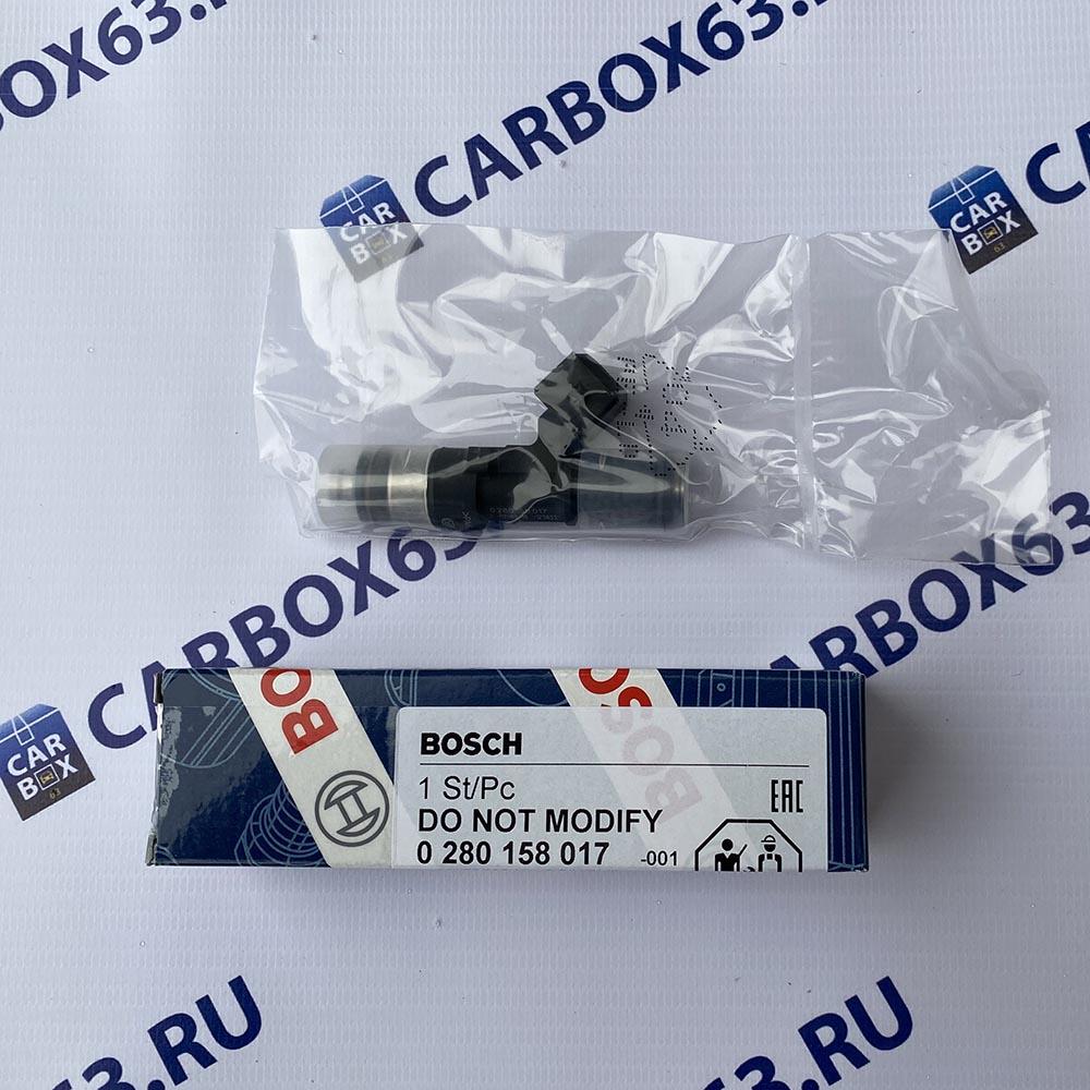 Форсунка топливная Bosch 8кл 0 280 158 017