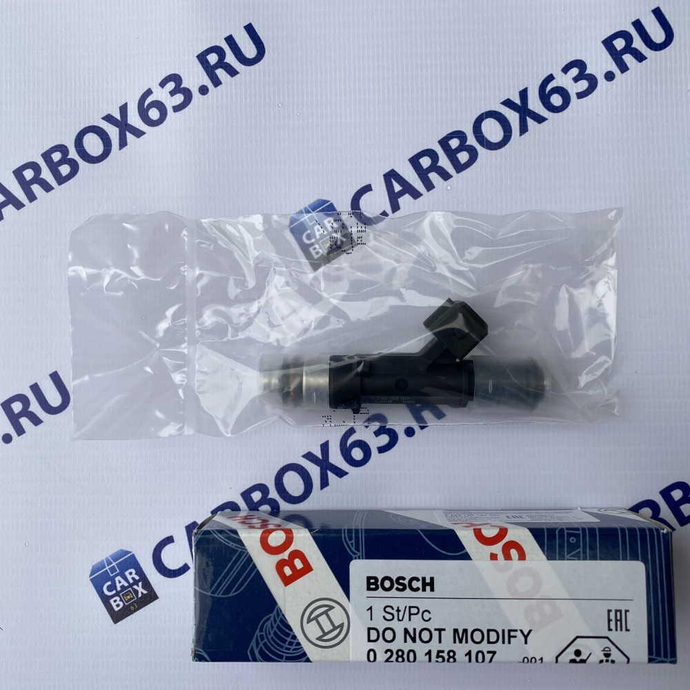 Форсунка топливная Bosch 0 280 158 107 ИУ