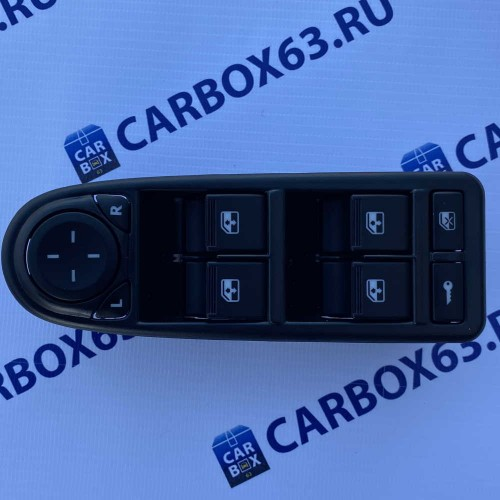 Модуль двери водителя МДВ 4 кн 1118-3763080-00
