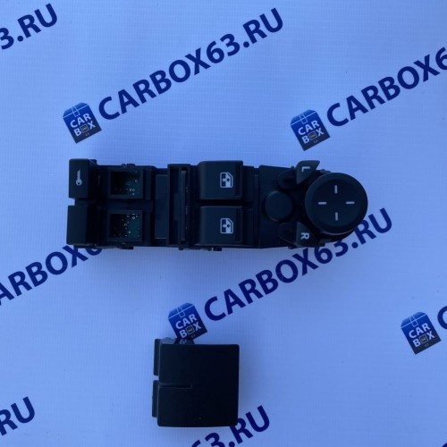 Модуль двери водителя МДВ 2 кн 2170-3763075-00 Приора